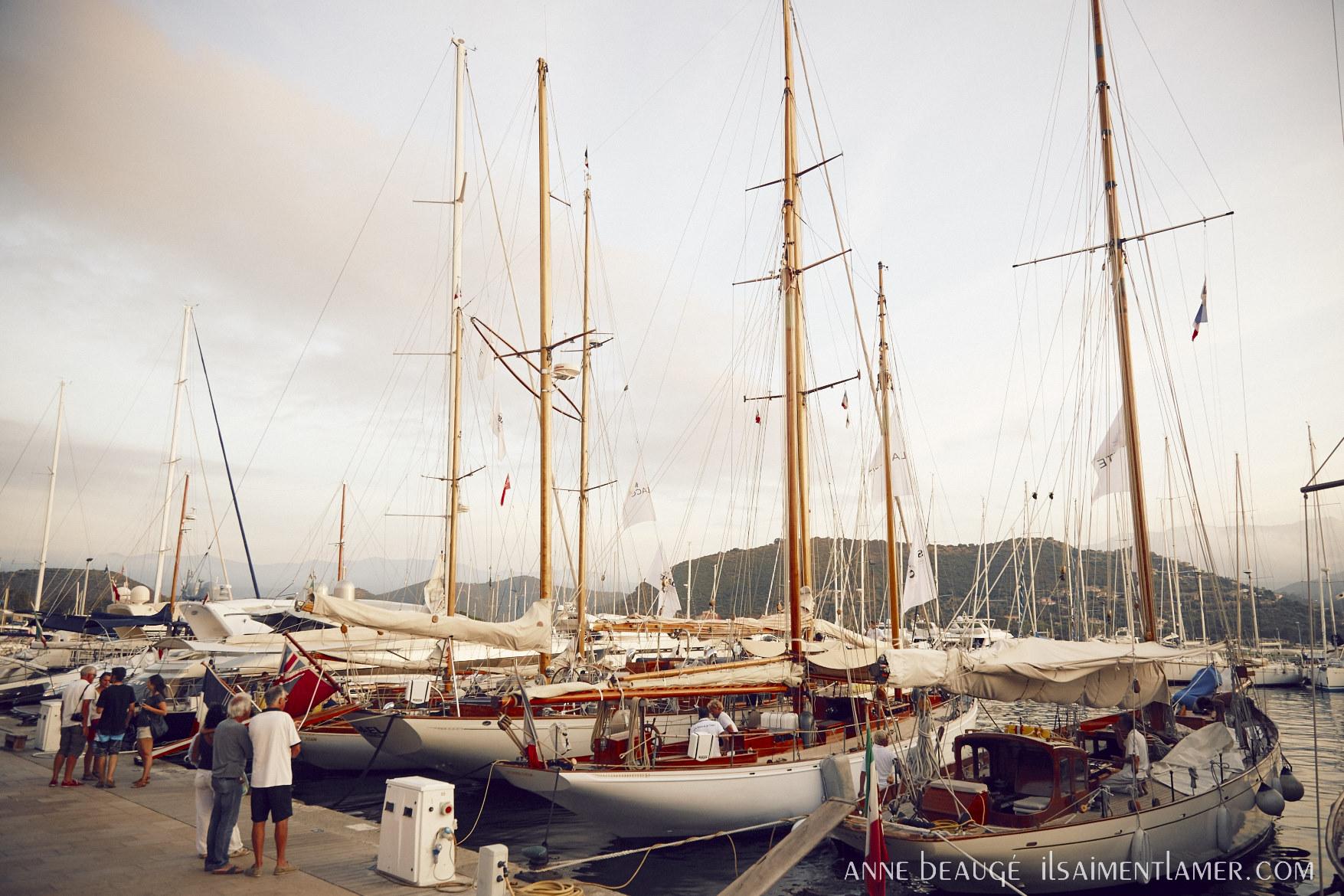 Port Saint-Florent Photo Anne Beaugé