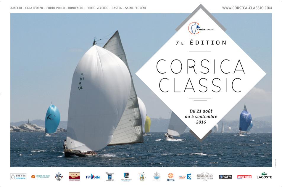 Affiche Corsica Classic 2016