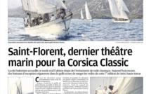La revue de presse Corse-Matin / Corse-Matin media coverage 2016