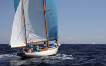 Les participants de la 6 ème édition de la Corsica Classic du 23 au 30 aout.