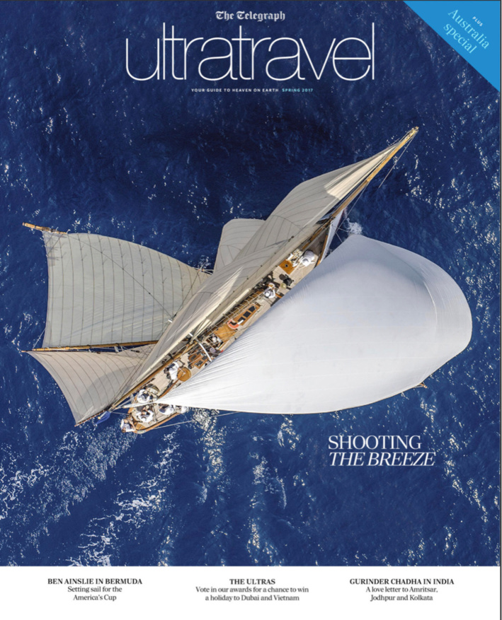 "Telegraph ""Ultratravel"" x Corsica Classic 2017"