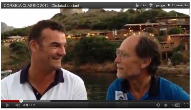 Interview Vidéo du Maitre de Port de Girolata