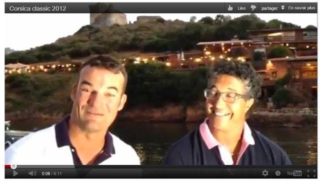 Interview Vidéo de Bibi à Girolata