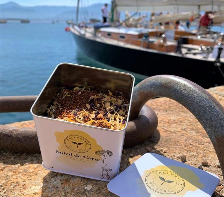 Callysthe, Ajaccio port Tino Rossi Régates Napoléon 2021 photo Laura Tudal DR