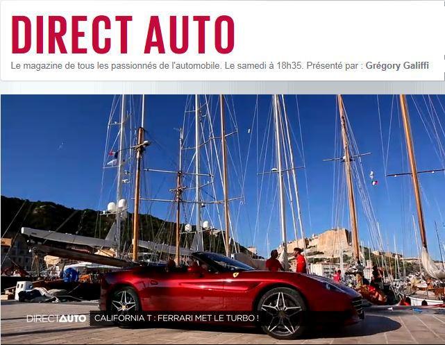 Quai d'honneur Port de Bonifacio Corsica Classic 2014