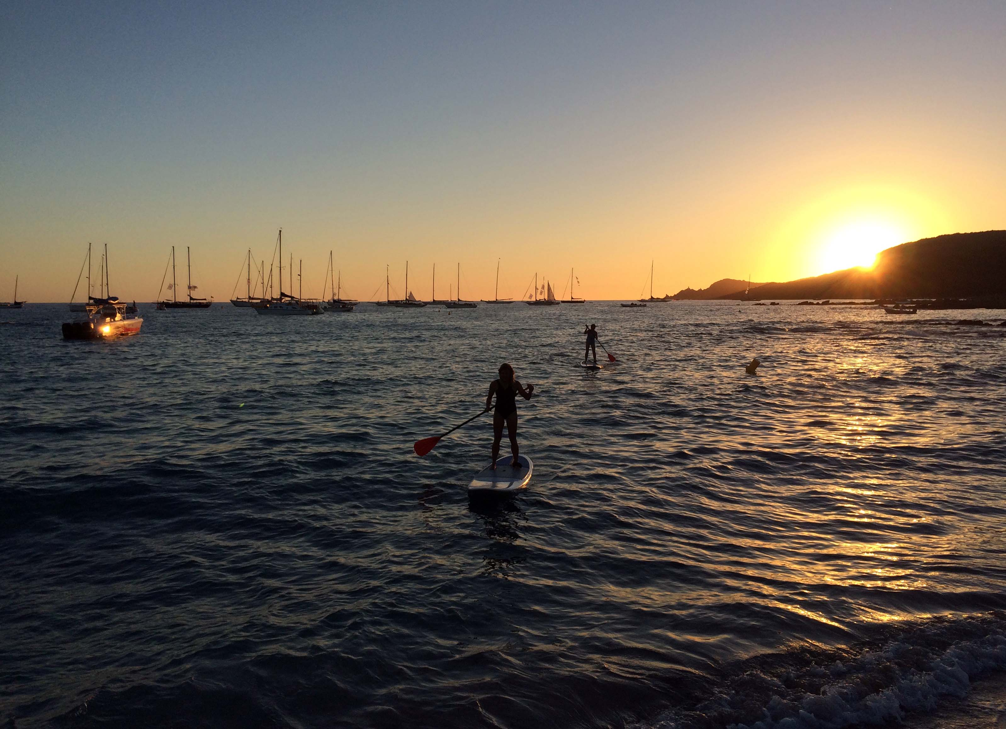 Chez Francis SUP Contest photo Thibaud Assante