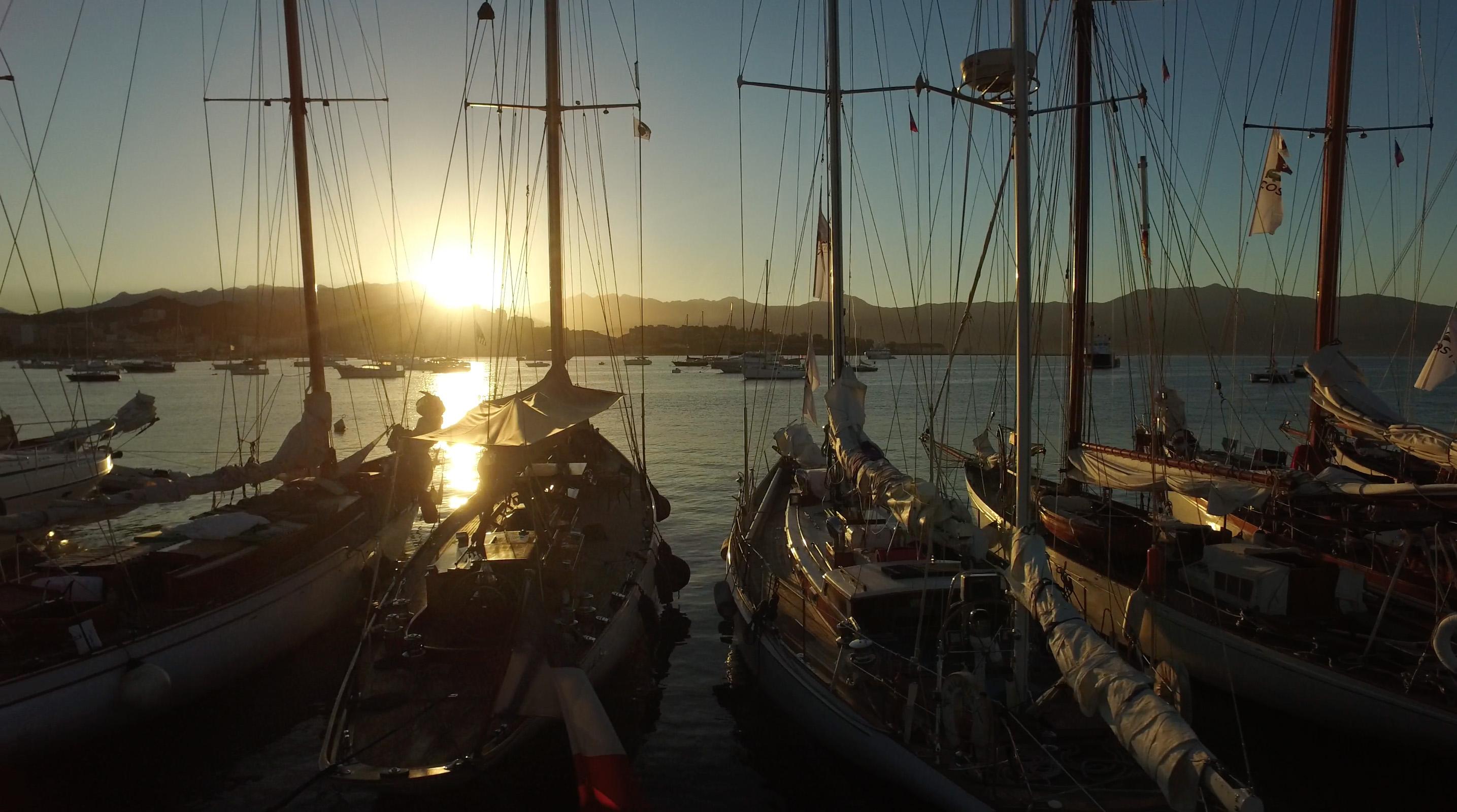 Port Charles Ornano Ajaccio Photo Emmanuel Kirch