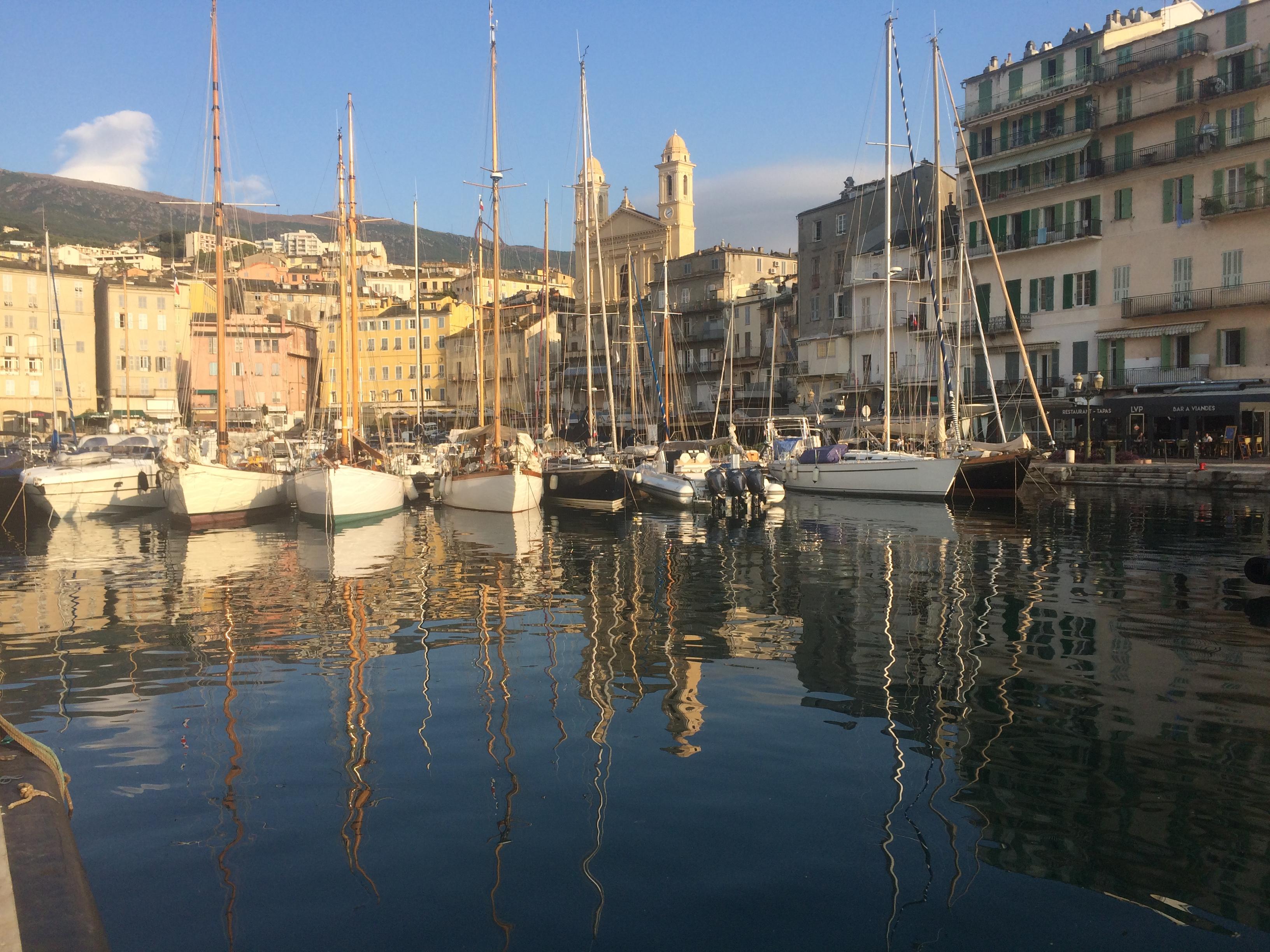 Bastia vieux port Photo Thibaud Assante