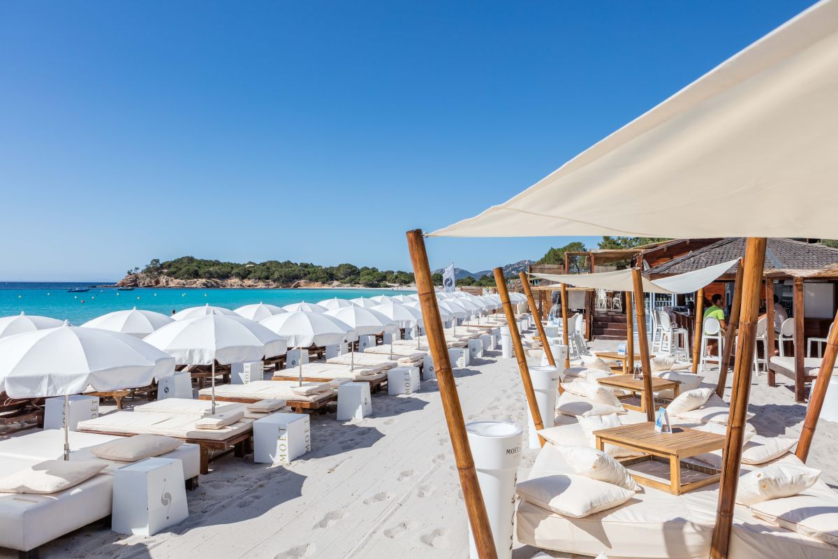 Sea Lounge Palombaggia photo DR