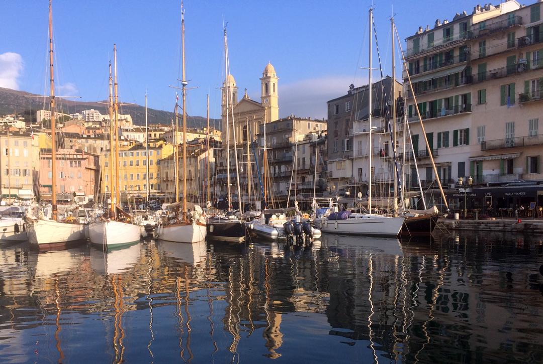 Bastia vieux port photo Thibaud Assante DR