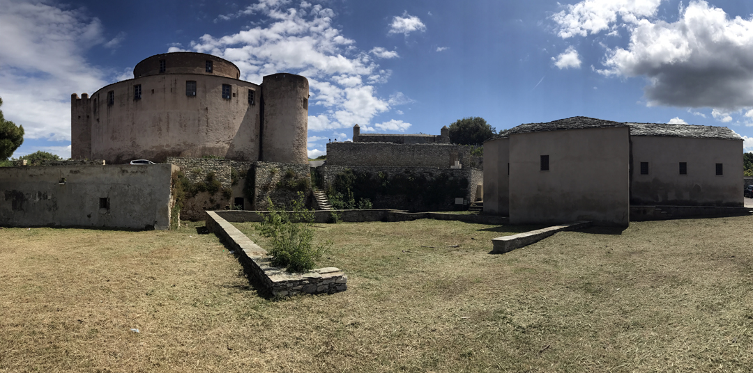 Citadelle de Saint-Florent photo Thibaud Assante DR