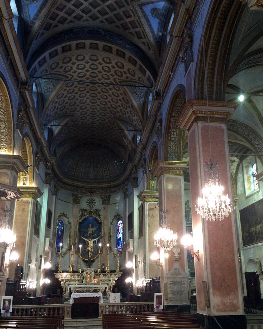 Cathédrale Sainte Marie photo Thibaud Assante DR