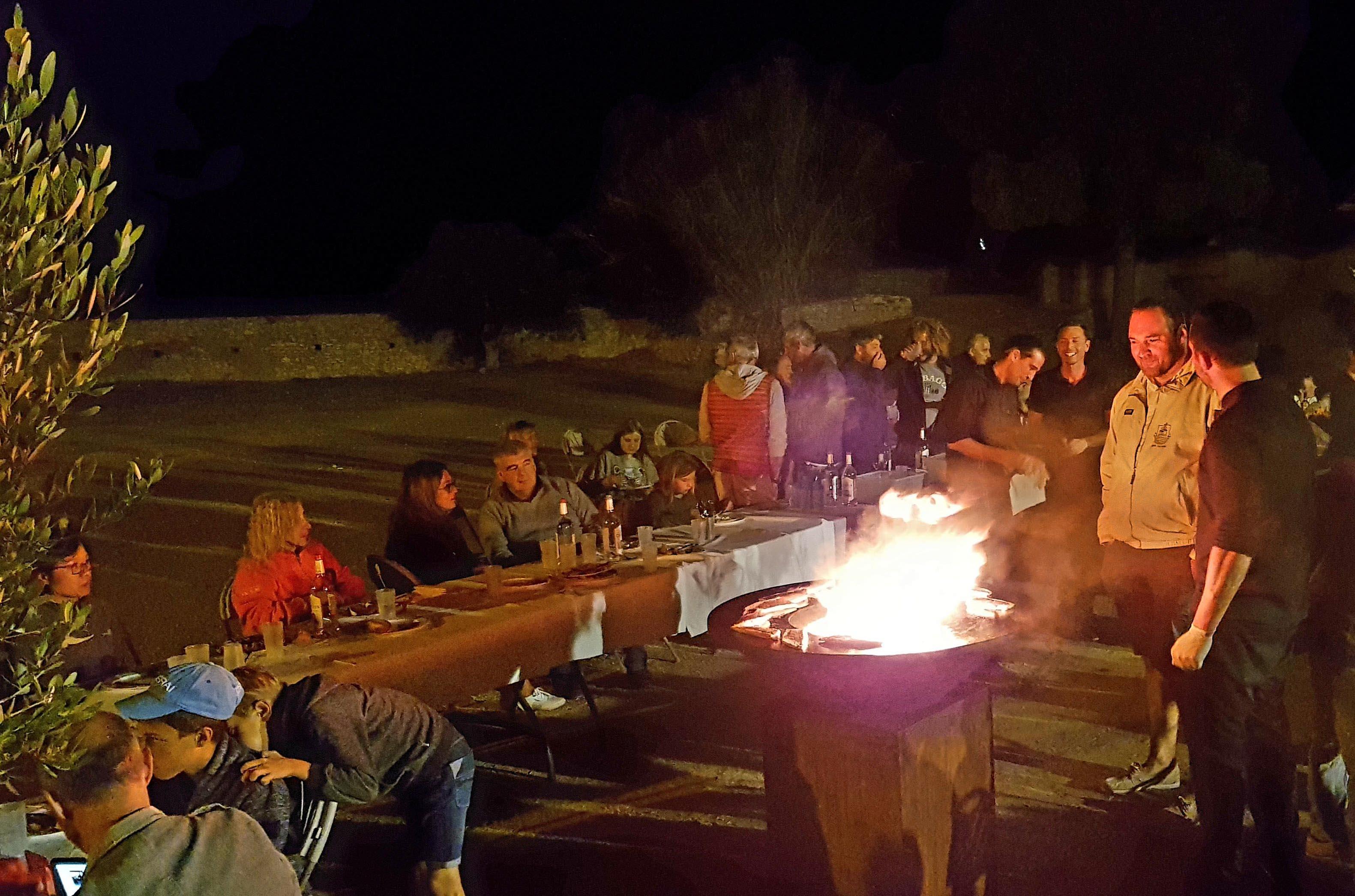 CC 2017 dîner citadelle remise des prix Corsica Classic Rally photo Gerard Wricz