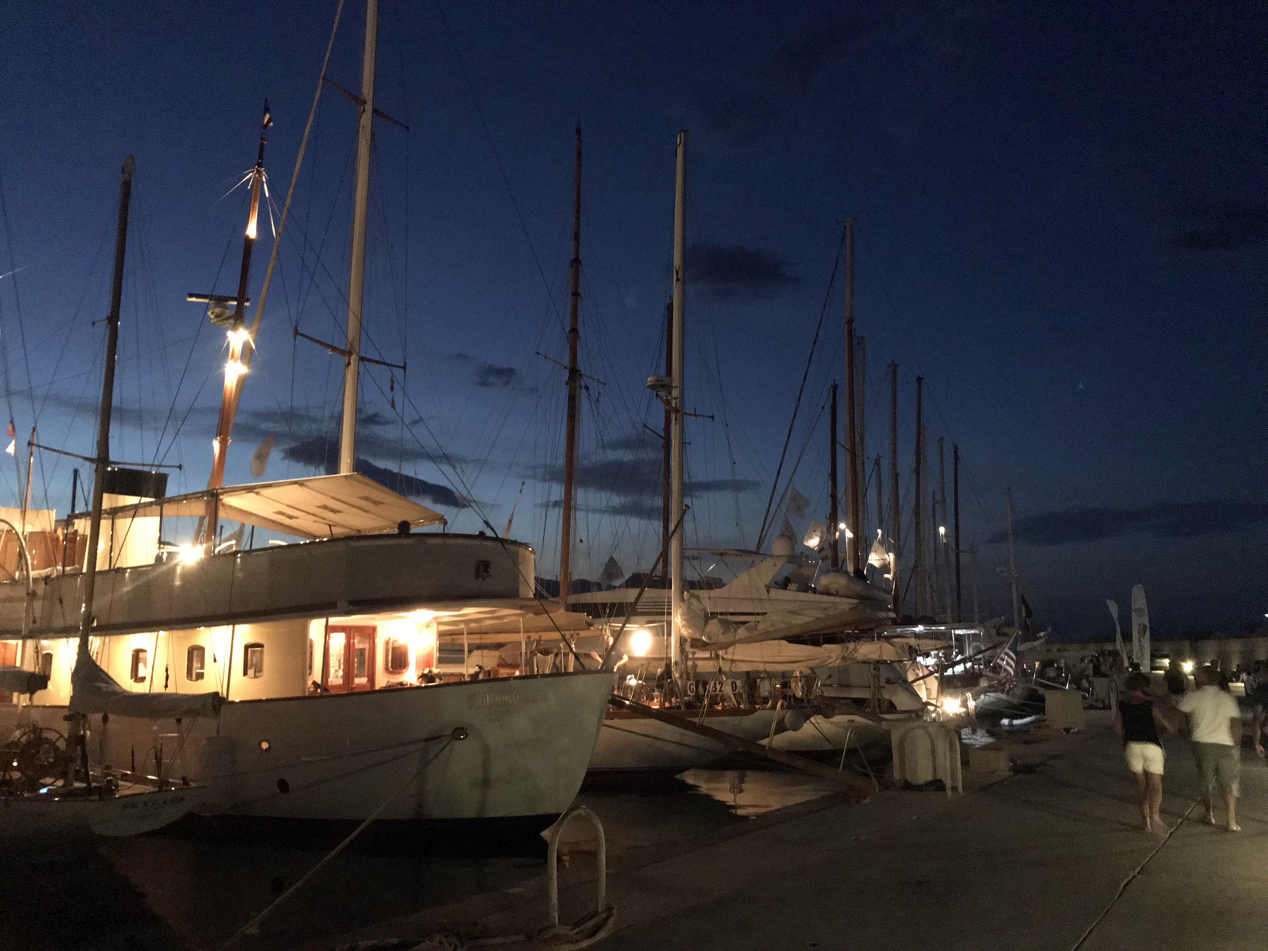 CC 2018 la flotte au port de Sari-Solenzara photo Thibaud Assante DR