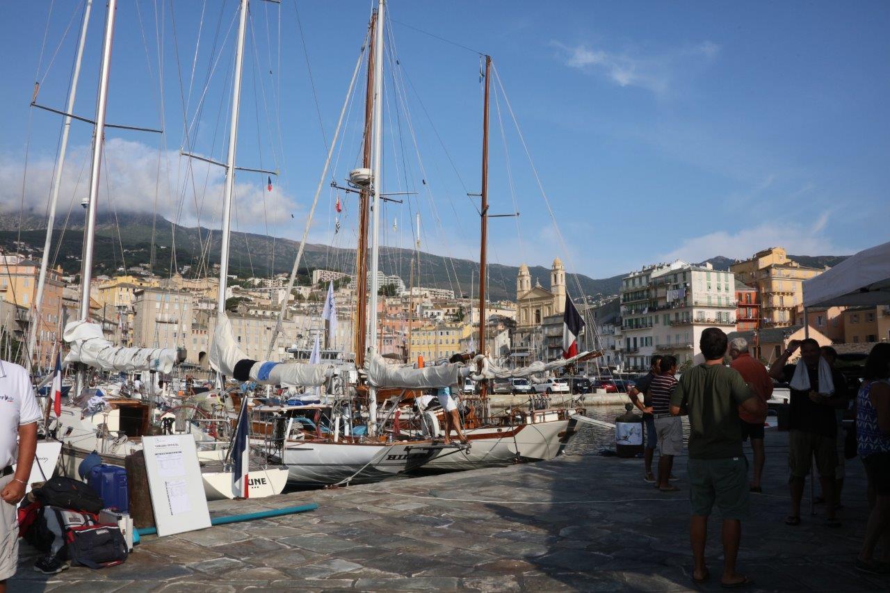 CC 2018 vieux port Bastia photo Françoise Tafani DR