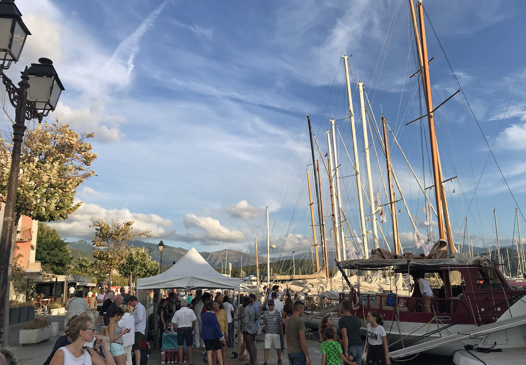 CC 2018 Remise des prix port de Saint-Florent photo Thibaud Assante DR