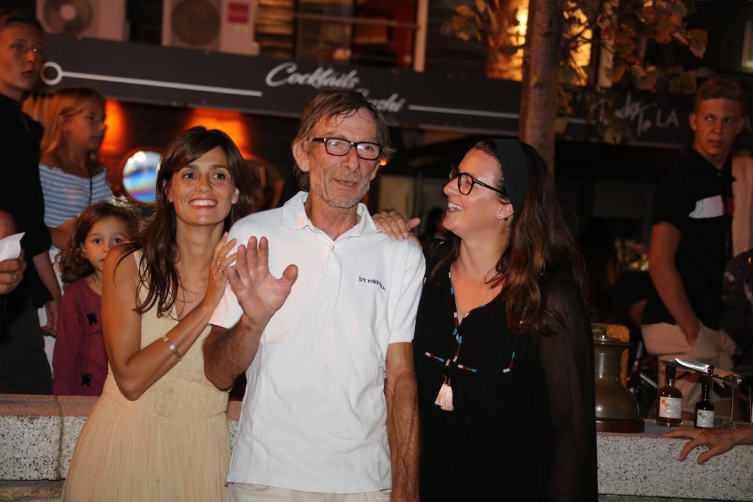 CC 2018 remise des prix SY Vistona Prix du Yacht Club de France photo Françoise Tafani DR