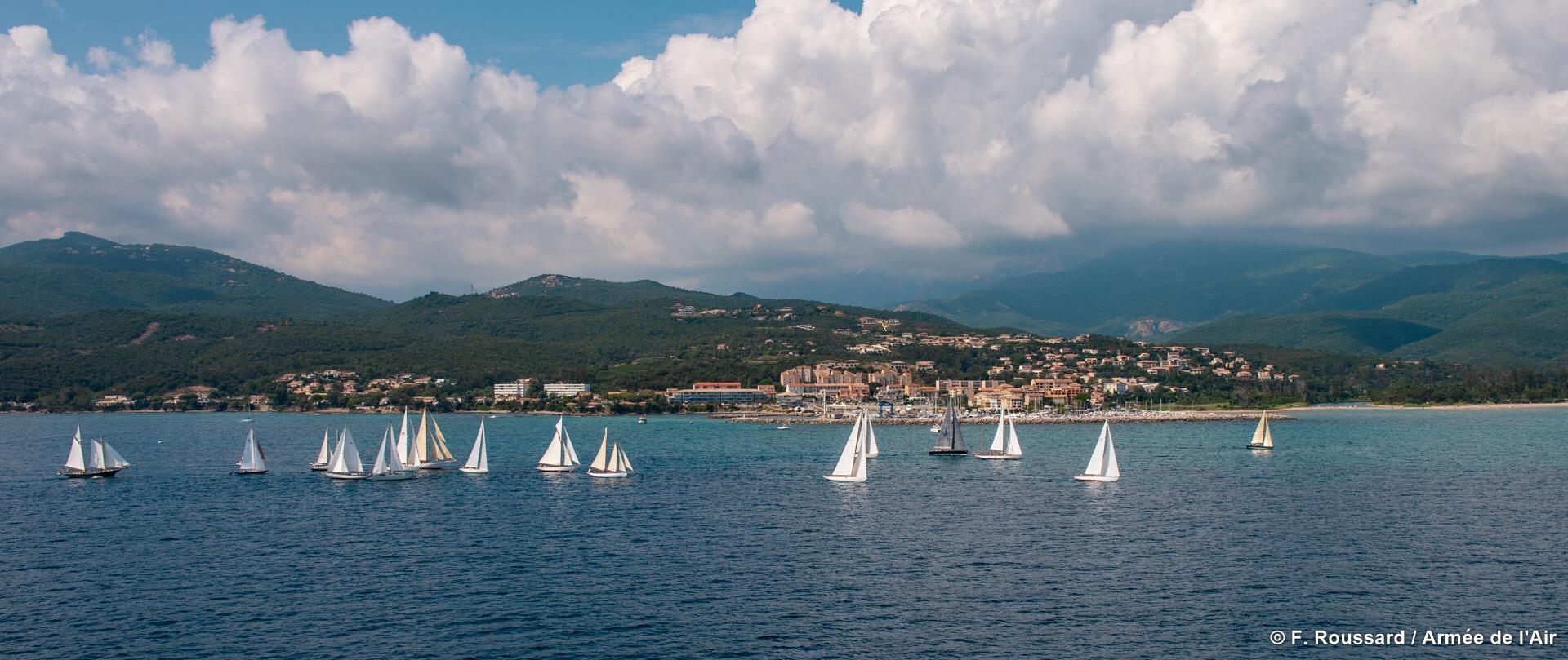 "CC 2019 Départ Sari-Solenzara - Bastia photo Florian Roussard ""Armée de l'Air"" DR"