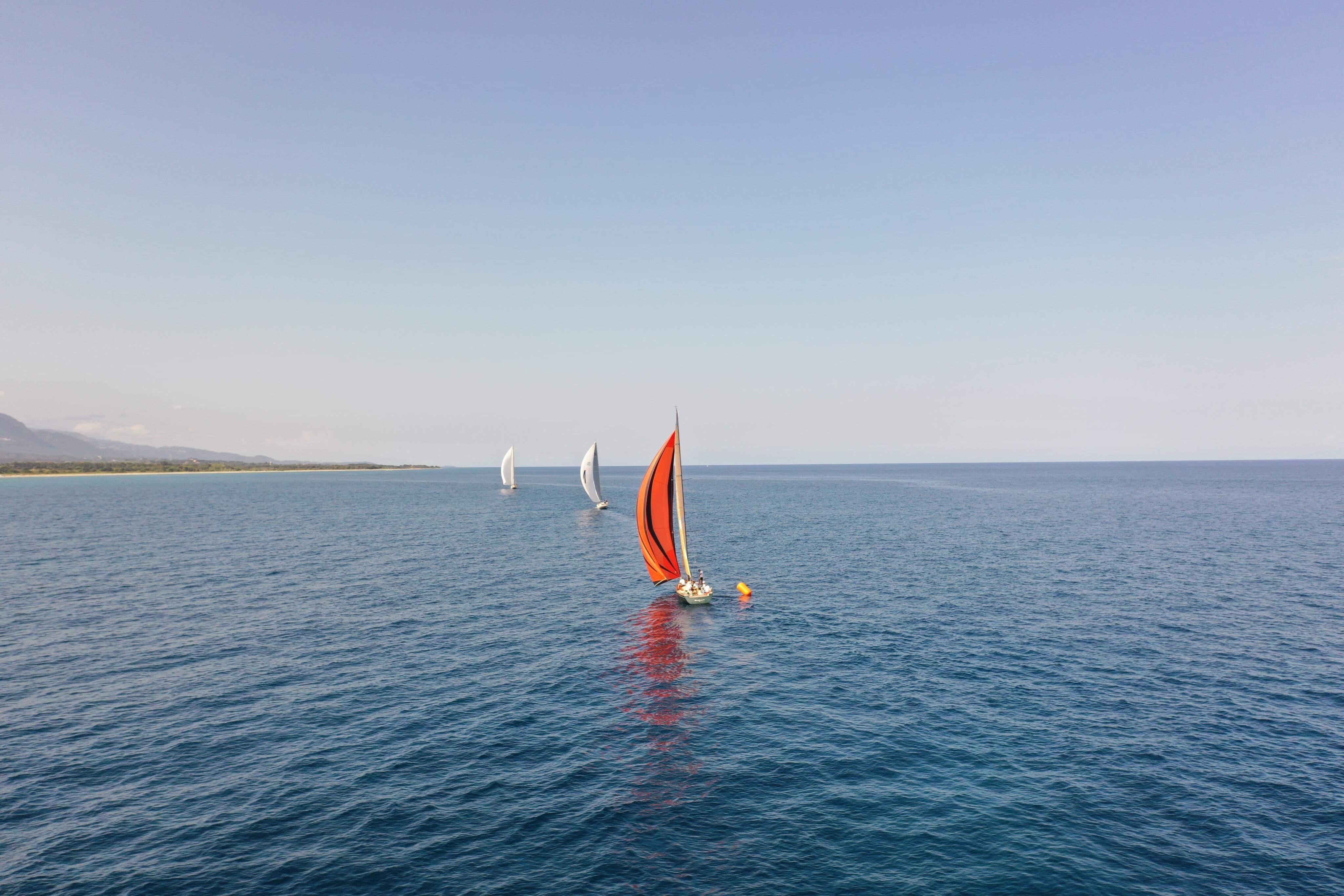 CC 2019 SY Hounbonne IV vs SY Quatre Quarts III vs SY Eileen Sari-Solenzara - Bastia photo JP Pyrée DR