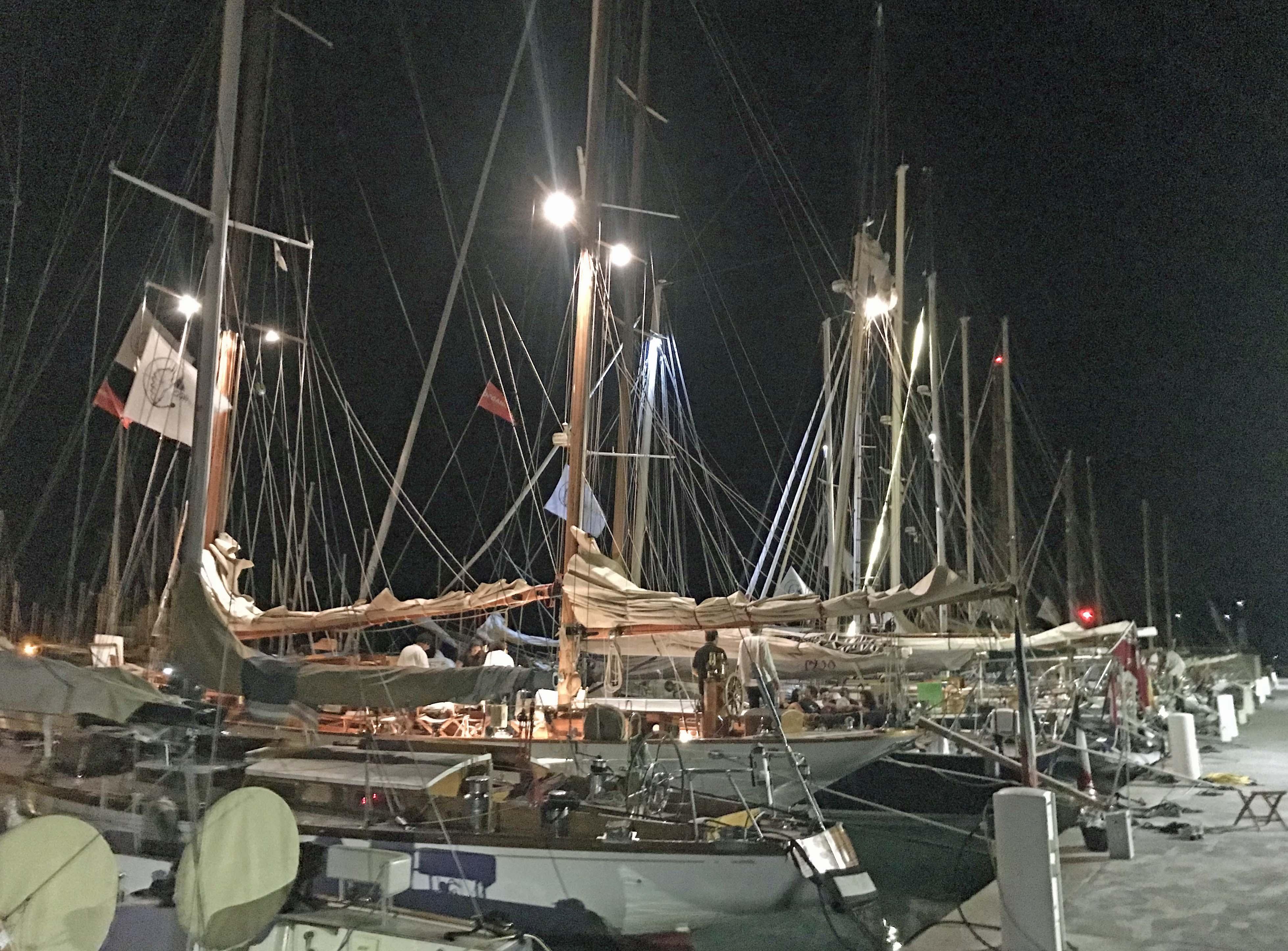 CC 2019 Port de Macinaggio vendredi 30 août photo Thibaud Assante DR