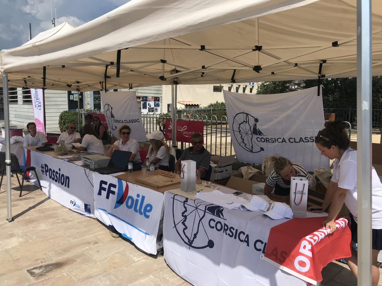 CC 2019 Accueil participants Bonifacio Photo Thibaud Assante DR