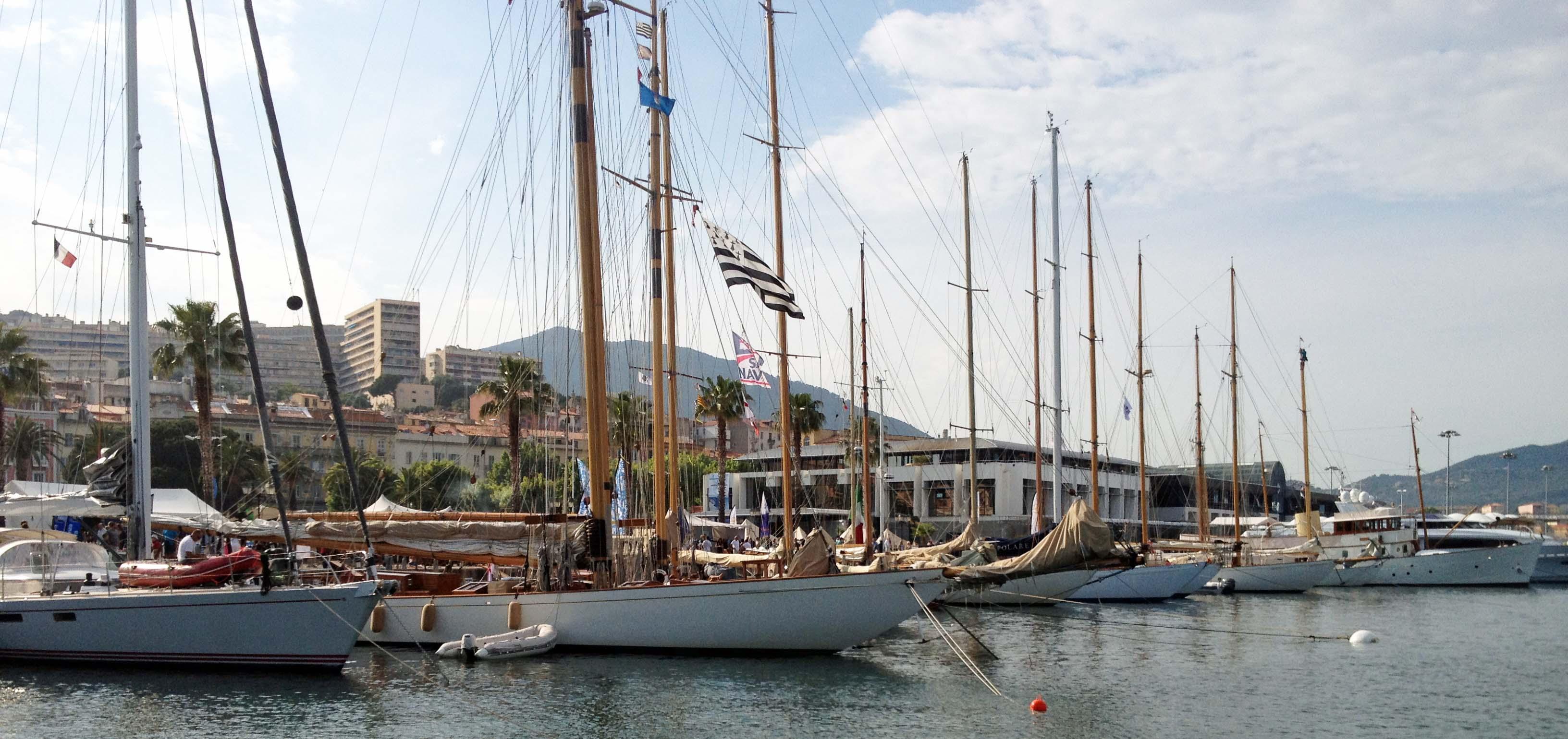 Ajaccio port Tino Rossi photo Thibaud Assante DR