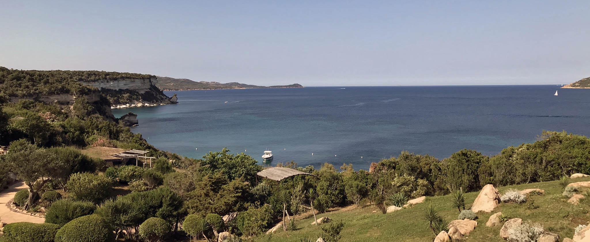 Hotel Capu Biancu Golfe de Sant'Amanza Bonifacio photo Thibaud Assante DR