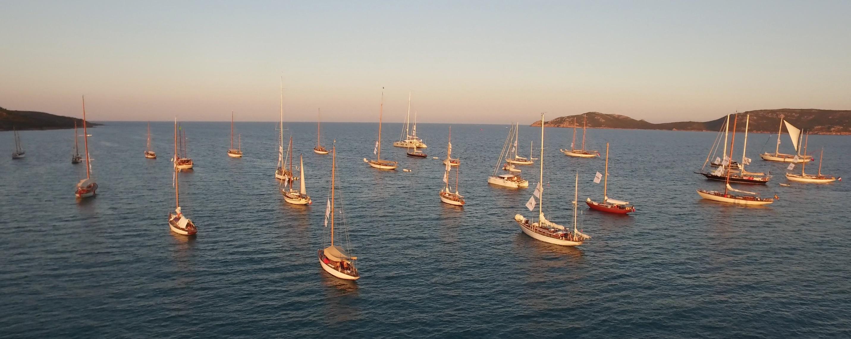 Bonifacio Golfe de Sant'Amanza CC 2016 photo Emmanuel Kirch pilot Nicolas di Stefano DR
