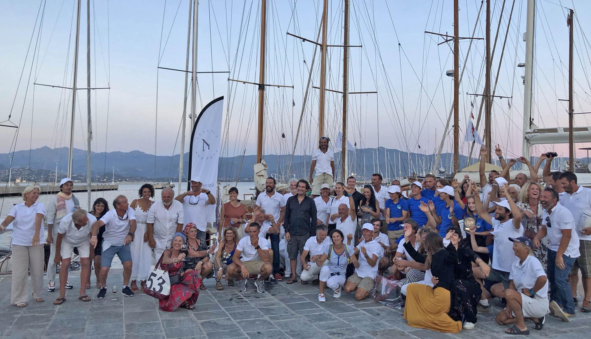 Régates Napoléon 2020 Ajaccio Port Tino Rossi photo Katia Kulawick-Assante DR