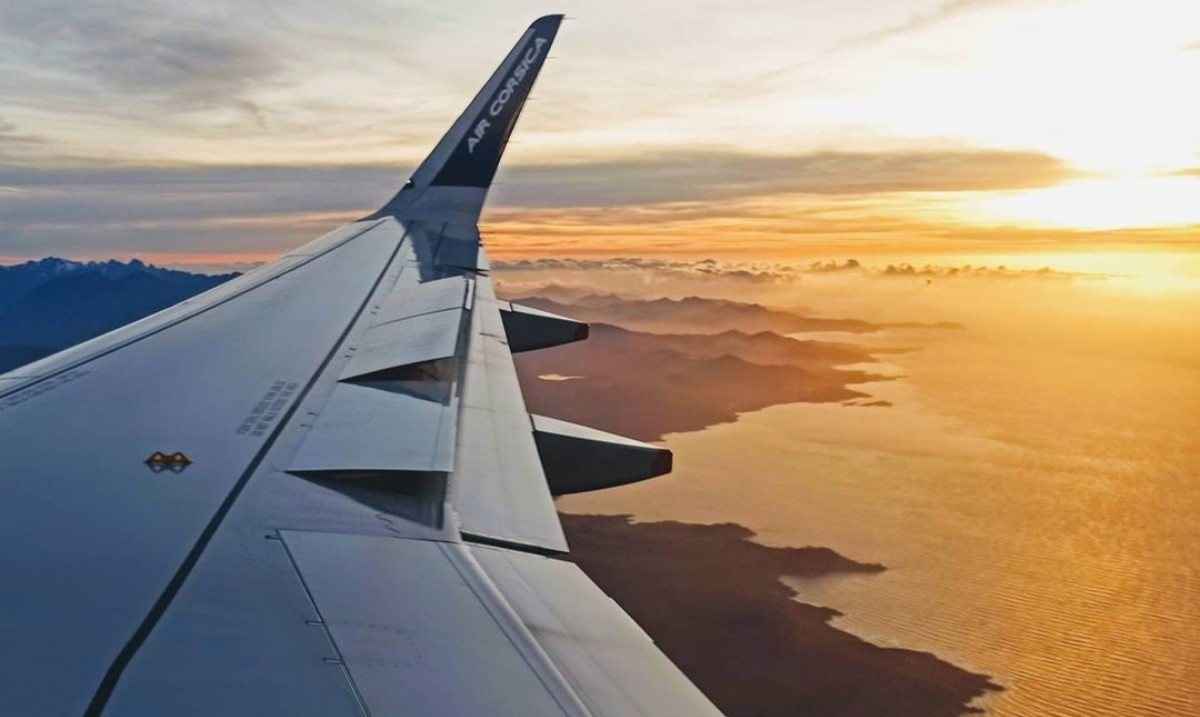 Air Corsica photo DR