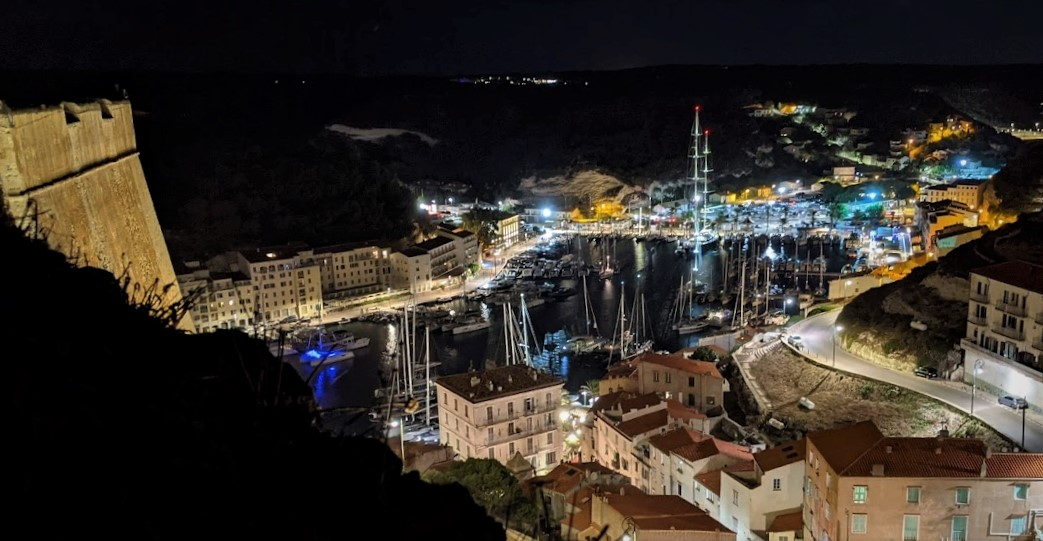 Bonifacio Marina Corsica Classic 2021 Photo Phlippe Winum DR