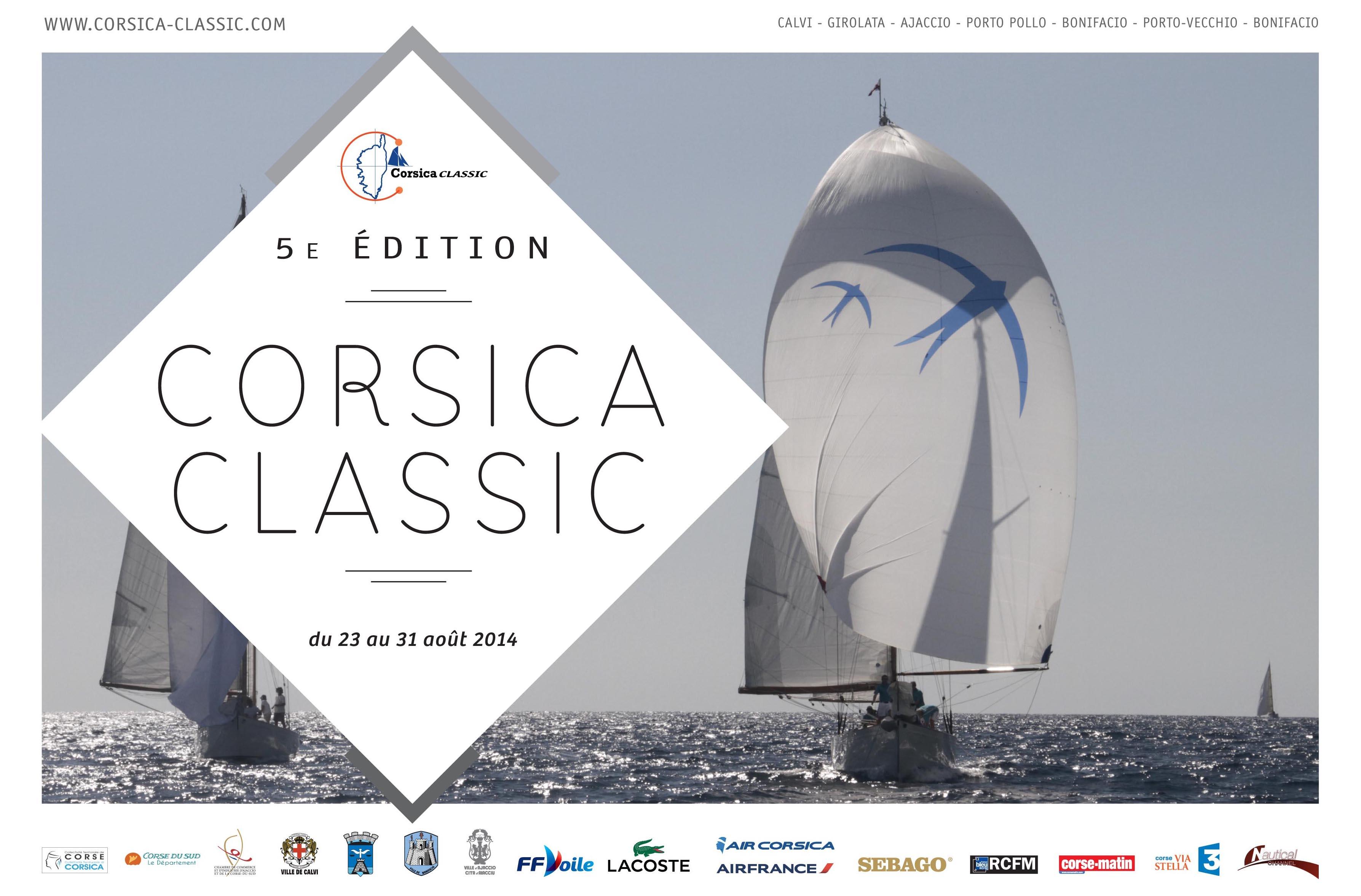 Programme Corsica Classic 2014