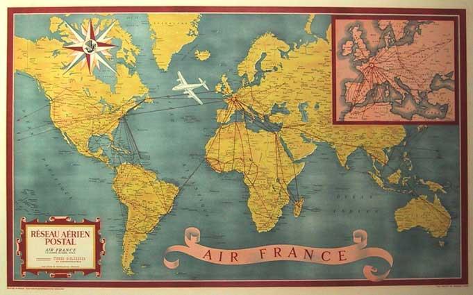 Air France partenaire de la Corsica Classic 2014