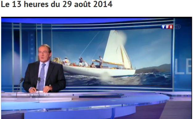 13h TF1 Jean-Pierre Pernaut 29 08 2014