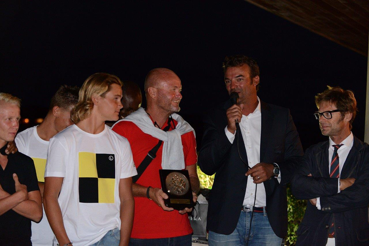 Trophée du Yacht Club de France SY Patriach'k