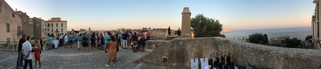 Remise des prix Corsica Classic 2015 Bastion de l'Etendard Bonifacio