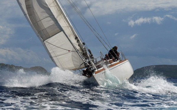 Dimanche 2 septembre 2018 le passage du Cap Corse...Macinaggio - Saint Florent