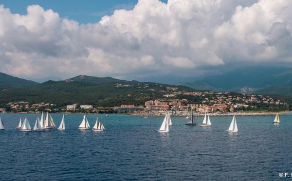 Jeudi 29 août 2019 Etape Sari Solenzara - Bastia Vieux Port, 4ème jour de régate.