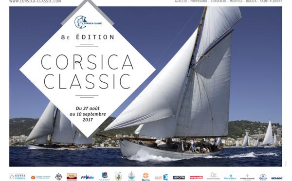 Communiqué de presse Corsica Classic 2017 8ème édition