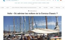 La revue de presse régionale de la Corsica Classic 2017 / Corsican media Coverage 2017