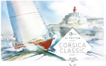 L'affiche officielle de la Corsica Classic 2018 :