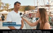 France 3 Corse Via Stella lundi 26 août 2019 19/20 : Bonifacio : Embarquement sur « Eileen » pour le départ de la 10e édition de la Corsica-Classic