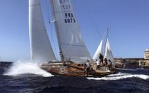 LA FLOTTE DE LA 11ÈME CORSICA CLASSIC du 25 août Bonifacio au 1 septembre 2020 Saint-florent