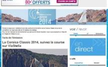La Corsica Classic 2014, suivez la course sur ViaStella