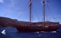 Dimanche 24 août la flotte reste à quai sur Calvi...