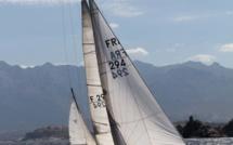 Retour de Yen Li à la Corsica Classic